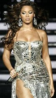 Beyonce best dressed celebrity 2007