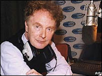 Malcolm McLaren Cold Celebrity Feet