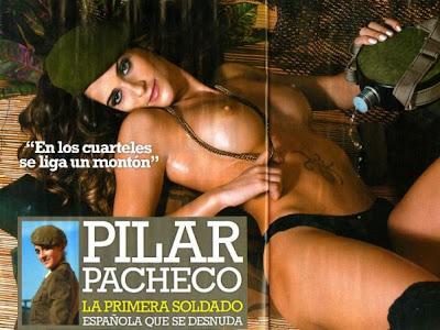 Pilar Pacheco nude