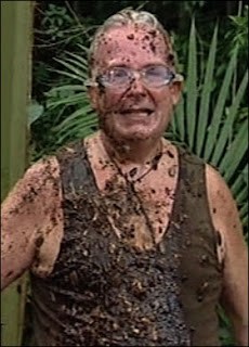 Christopher Biggins after the Bushtucker trial