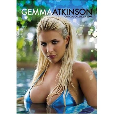 Gemma Atkinson 2008 Calendar