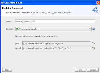 Java / Oracle SOA blog: From edifact to the database with