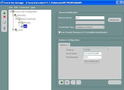 Java / Oracle SOA blog: Using OpenLDAP for net8 and AQ