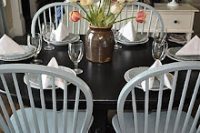 Redone Kitchen Table & Chairs