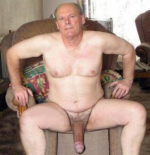 well hung grandpa