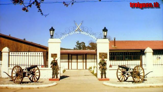 Ex Regimiento Artilleria Nº4 Miraflores