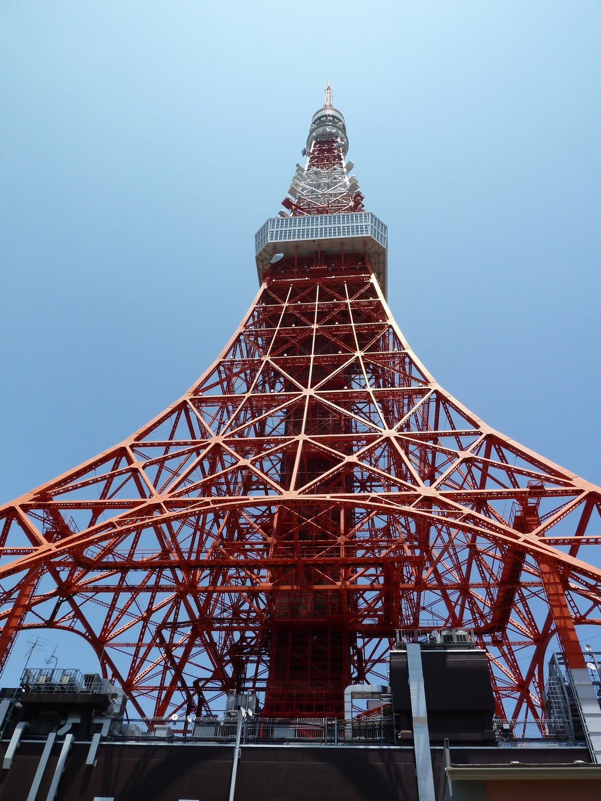 Lost In Japan To The Top Of Tokyo Tower