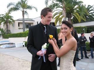 beautiful women athlete allison stokke and her boyfriend