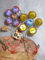 beer gardens, (daisies) c2008 RMLee