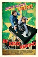 Be Kind Rewind Poster