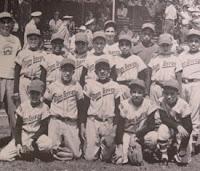 Perfect Game Monterrey Team 1957