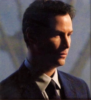 Keanu Reeves is Klaatu.