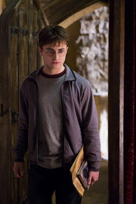Harry Potter will confront the Half Blood Prince, aka Voldemort, in Harry Potter 6.