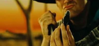 Quentin Tarantino in Sukiyaki Western Django