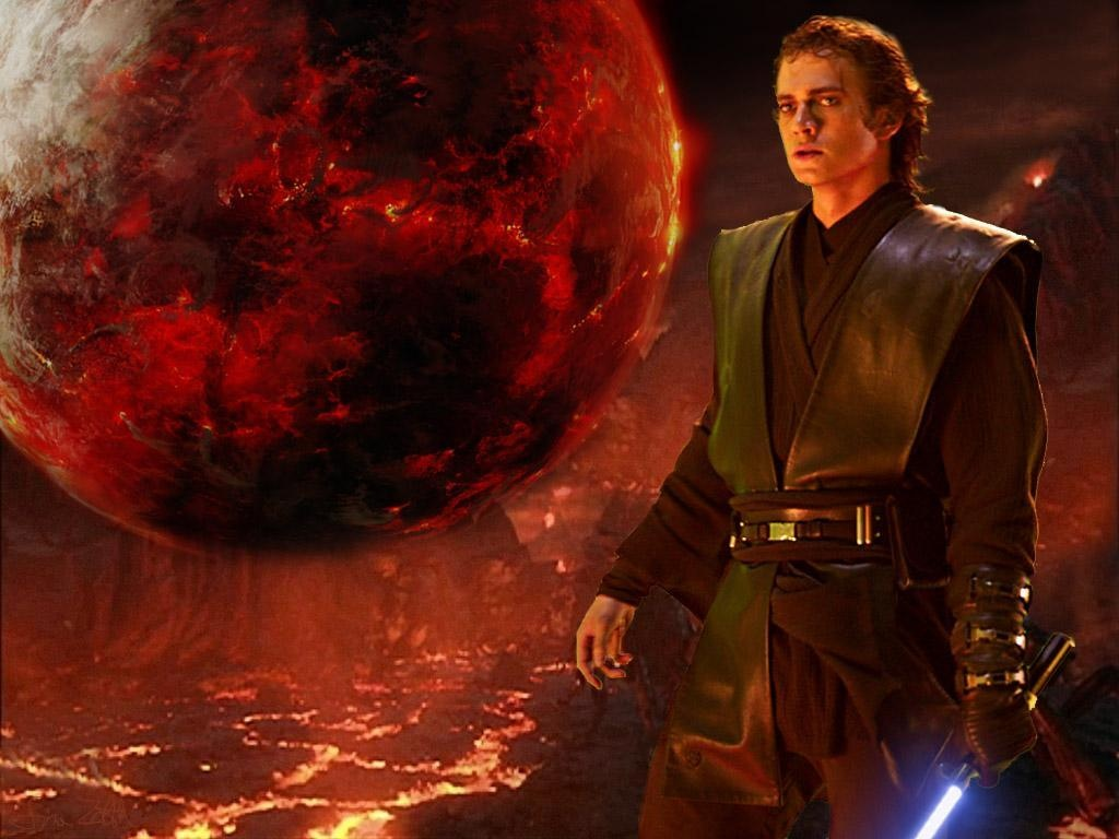 Star Wars Anakin Skywalker Wallpaper: DESKTOP WALLPAPERS