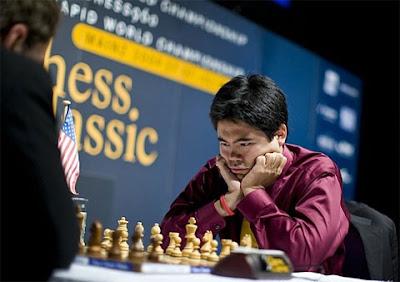 Diamondback Chess: August 2009