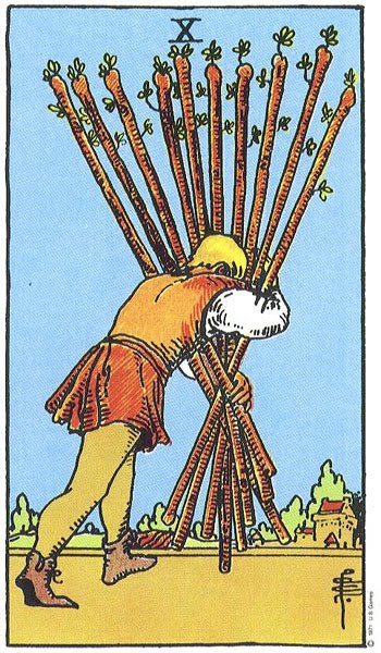 The Other Side Of The Deck: The Meaning Of Each Tarot Card
