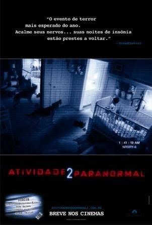 Assistir Atividade Paranormal 2 – Dublado