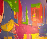 Abstracto  Acrílico s/tela