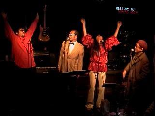 Zircons on Stage