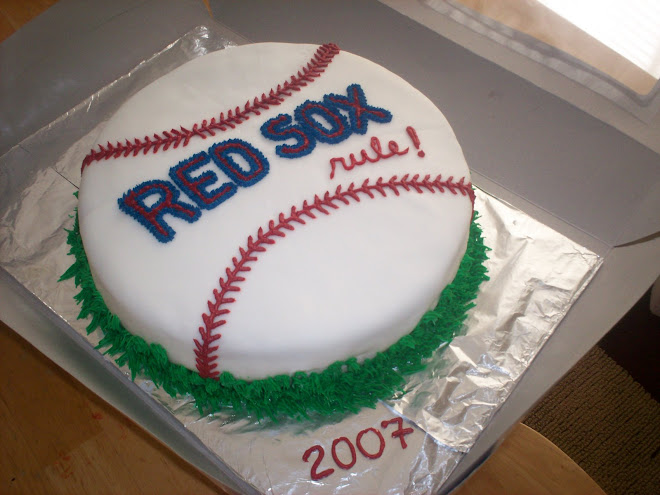 My son's baseball team championships cake