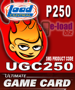 Ultimate Game Card 250 e-PIN