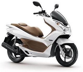 Honda PCX Personal Comfort Xallon