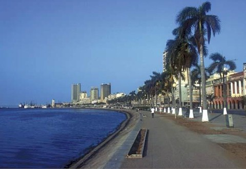 voos para Luanda Angola Baratos?