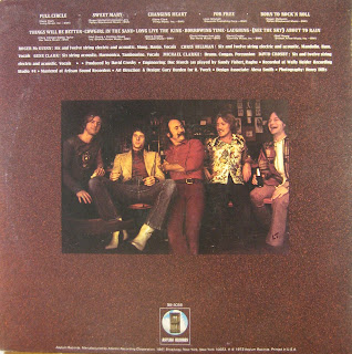 Black Tape Project >> Audio Archive: The Byrds - Byrds (Asylum - 1973)