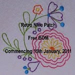 Retro Nine Patch-Free BOM