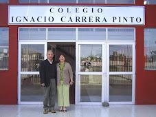Frontis Nuevo Colegio ICP