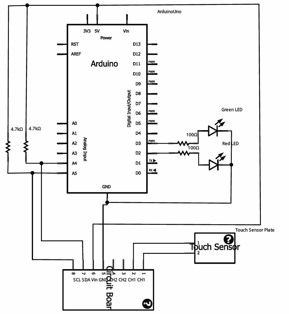 Dev-O-Rama: Capacitive Touch Sensor on Arduino