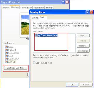 Blue Background Desktop Icons Spyware 107