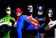 The League of Superheroes