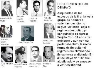 Paraquenoserepitalahistoria: Los Heroes del 30 de mayo