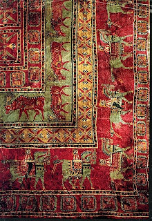 Tea And Carpets The World S Oldest Carpet Story The Pazyryk