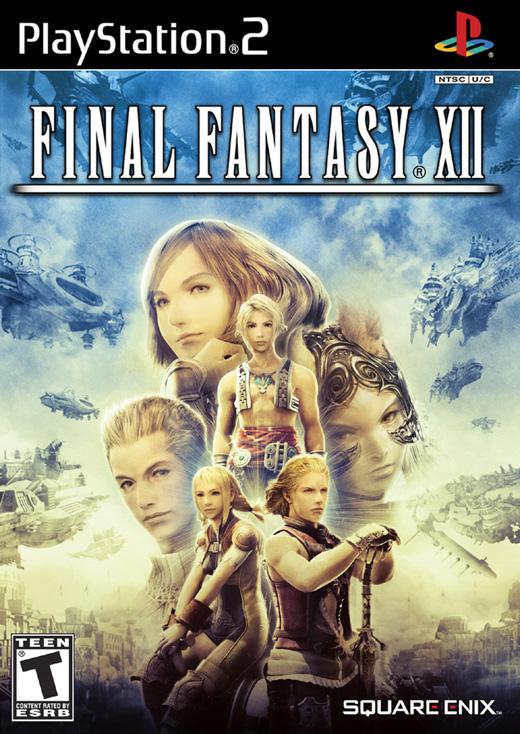 Final Fantasy XII: PS2 Download jogos grátis
