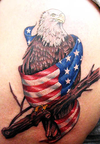 Home design tips free tribal eagle tattoo designs for Freedom tribal tattoos