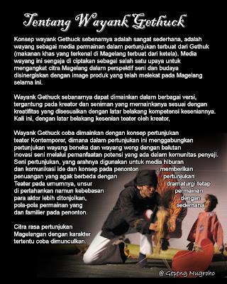 Kumpulan Naskah Drama Wayang Gethuk