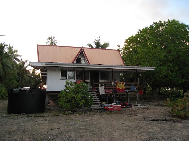 my grand ma's house