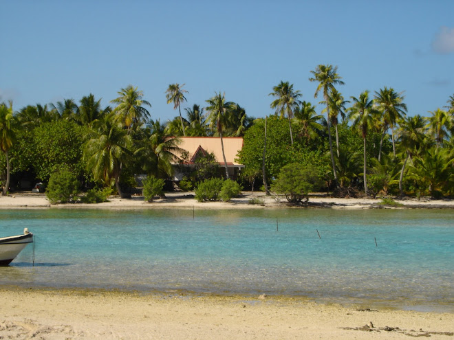 vue de l'île principale