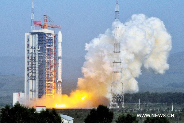 China Launches Military Satellite Yaogan Weixing 10