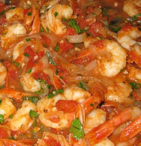 Food Network Shrimp Fra Diavolo