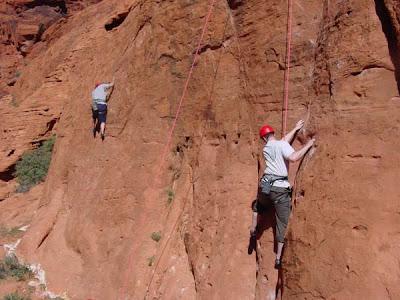 American Alpine Institute - Climbing Blog: AMGA Top-Rope Site ...