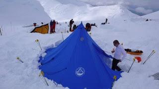 AAI Denali Update - New Cook Tents! & American Alpine Institute - Climbing Blog: AAI Denali Update - New ...