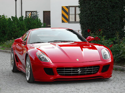 Ferrari 599 GTB Wallpapers