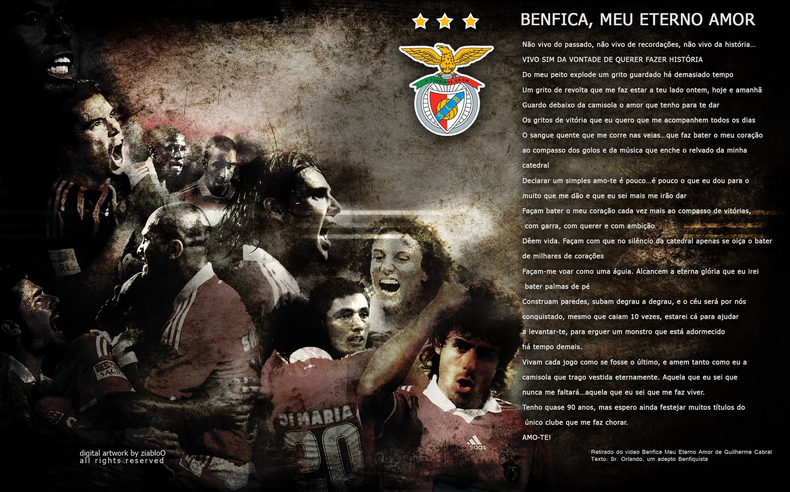 Benfica: Plantel 2011/2012