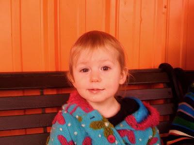 Orange Ice Cream, Sunshine and Sweater Weather
