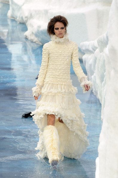 Chanel, Fall-Winter 2010 / 2011 Paris Fashion Week