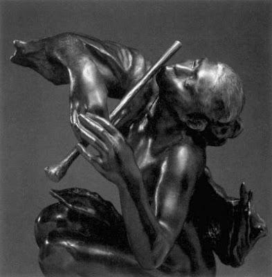 August Rodin-Siréna